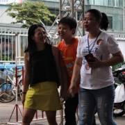 Hành trình của Thái An với mẹ