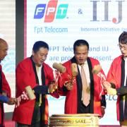 FPT hợp tác với Nhật Bản phát triển công nghệ điện toán đám mây