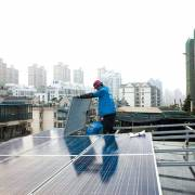 Năng lượng mặt trời và tham vọng của Trung Quốc