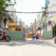 Sài Gòn lại lo ngập khi vào mùa mưa