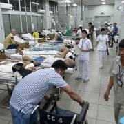 TPHCM: Hơn 6.500 người cấp cứu trong những ngày nghỉ lễ