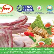 Giảm giá từ 10- 20% sản phẩm của Sagrifood và Nam Phong
