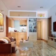 Cho phép căn hộ 25m2, mở đường cho officetel
