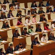 Quốc hội chính thức khai mạc kỳ họp thứ 3
