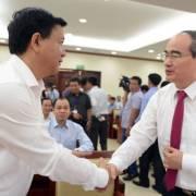 Ông Nguyễn Thiện Nhân làm Bí thư Thành ủy TPHCM