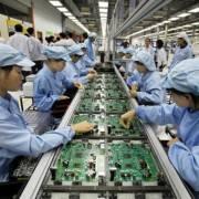 Chỉ số sản xuất công nghiệp tăng thấp