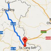 Tỉnh Cao Bằng muốn vay 300 triệu USD của Trung Quốc làm đường cao tốc