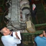 Thẩm định độc lập 17 tàu vỏ thép hư hỏng