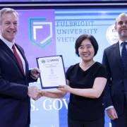 Hoa Kỳ tài trợ 15,5 triệu USD cho Đại học Fulbright Việt Nam