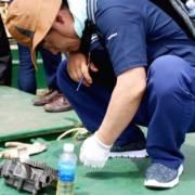 Vụ tàu vỏ sắt: đại diện hãng Doosan đổ lỗi tàu hư do ngư dân