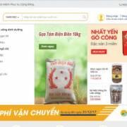 Ra mắt sàn thương mại điện tử đặc sản Việt Nam