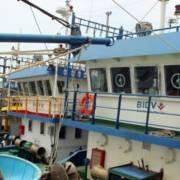 Bộ NN-PTNT báo cáo về vụ nhiều tàu vỏ thép đóng theo Nghị định 67 bị hư hỏng