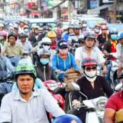 Lấy ý kiến người dân TPHCM về việc hạn chế xe cá nhân