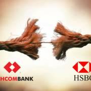 HSBC 'tháo chạy' khỏi Techcombank?