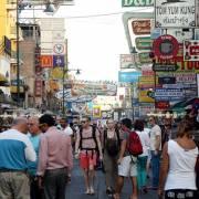 Ngành du lịch Thái Lan không còn đặt mục tiêu gia tăng số lượng du khách