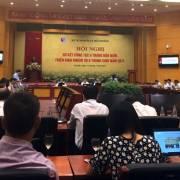Bộ TN-MT không cho báo chí dự hội nghị sơ kết 6 tháng