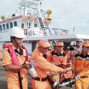Cứu thành công một thuyền viên Trung Quốc bị đột quỵ trên biển