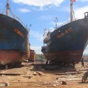 Công ty xin giữ vỏ thép Trung Quốc, tỉnh muốn thép Hàn Quốc