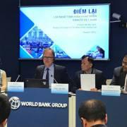 Ngân hàng Thế giới tiếp tục dự báo Việt Nam tăng trưởng 6,3%