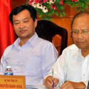 Tỉnh ủy Bình Thuận đề nghị xem xét vụ 'nhận chìm vật chất'