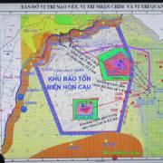Đình chỉ người ký hồ sơ mạo danh các nhà khoa học dự án nhận chìm bùn thải Vĩnh Tân