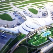 Bộ Giao thông chọn thiết kế hoa sen cho sân bay Long Thành