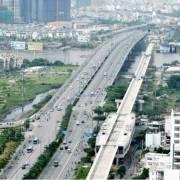 Thủ tướng đồng ý ứng vốn ODA cho dự án đường sắt đô thị TPHCM tuyến số 1
