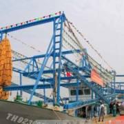 18/23 tàu vỏ thép đóng theo Nghị định 67 ở Thanh Hóa bị hư hỏng