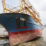 Cam kết hoàn tất sửa chữa tàu vỏ thép trong tháng 8