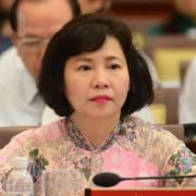 Thứ trưởng Hồ Thị Kim Thoa chính thức bị miễn nhiệm