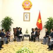 Thủ tướng Nguyễn Xuân Phúc tiếp lãnh đạo doanh nghiệp Trung Quốc
