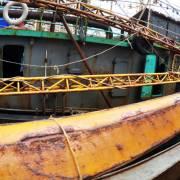 Bình Định không chấp nhận đề nghị giữ tàu vỏ thép kém chất lượng