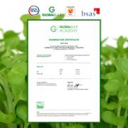 Khoá học trồng trọt, chăn nuôi chuẩn Global GAP