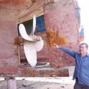 Bình Định yêu cầu thay thế toàn bộ thép kém chất lượng trên tàu cá