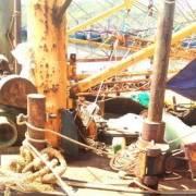 Đại Nguyên Dương vẫn chưa chịu thay thép vỏ tàu cho ngư dân