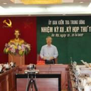 UBKTTW công bố vi phạm của Bí thư và Chủ tịch Đà Nẵng