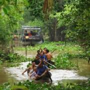 Cần Thơ kêu gọi đầu tư du lịch các cồn trên sông Hậu