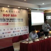 Diễn đàn Mekong Connect 2017: 'Phát triển tài nguyên bản địa kết hợp sức mạnh công nghệ'