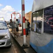 Trạm BOT Biên Hòa chuẩn bị thu phí trở lại