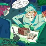Vũ Thế Thành: Thực phẩm bị mốc, ăn hay vứt?