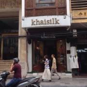 Bộ Công Thương yêu cầu kiểm tra khăn Khaisilk 'Made in China'