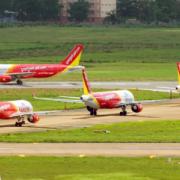5 hãng hàng không chậm và huỷ 3.600 chuyến bay trong tháng 3