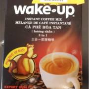 Mỹ thu hồi cà phê Wake-up của Vinacafé