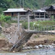 Yên Bái cần trung ương hỗ trợ khôi phục gần 10.900m kè chống lũ