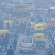 Ô nhiễm không khí gây hại cho xương