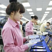 ILO đã nhận được báo cáo về trường hợp của Samsung