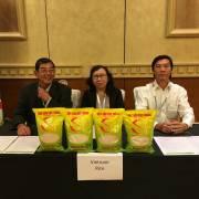 Gạo ST24 của Việt Nam lọt top 3 'Gạo ngon nhất thế giới'