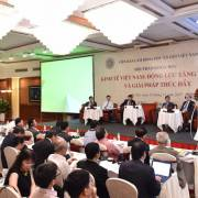 Việt Nam vẫn đang tồn tại hai nền kinh tế biệt lập