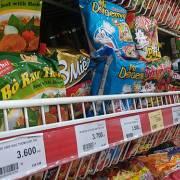 Mì ăn liền Việt 'nhường sân' cho mì ngoại cao cấp
