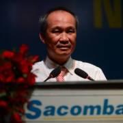 Ông Dương Công Minh dồn dập mua cổ phiếu Sacombank